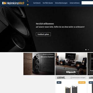 Neustart Webseite